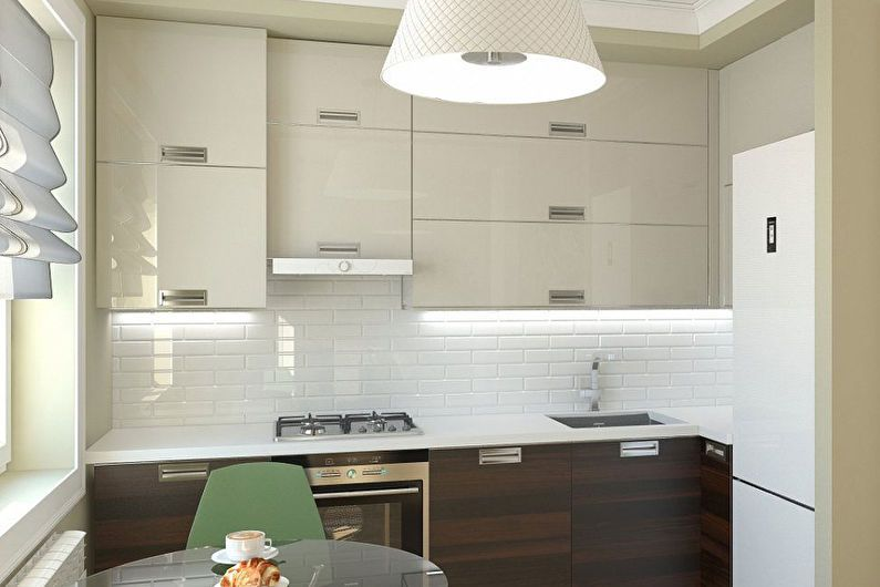 дизайн кухні 6 кв м 60 фото інтерєрів ідеї для ремонту 5dom